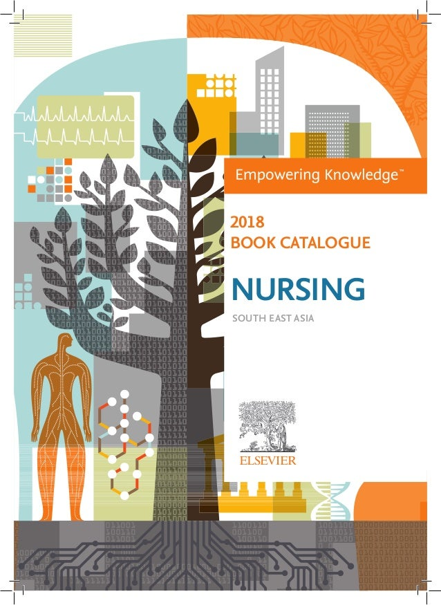 2018 BOOK CATALOGUE NURSING SOUTH EAST ASIA
