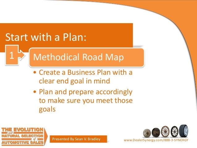 Bradleys business plan