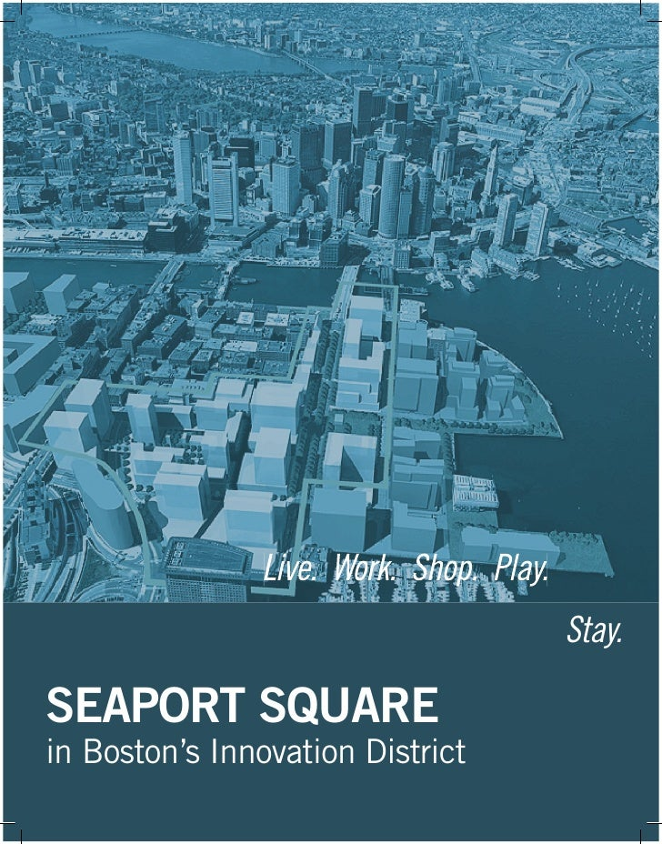 Seaport Square Innovation District Book (final revised_9-03)