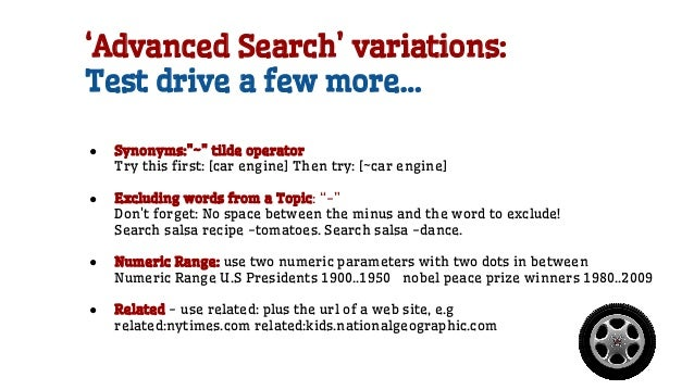 Safe Search: Turn ON or OFF Research Tool within Document!