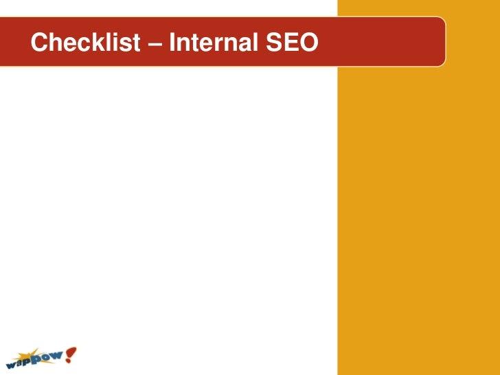 advanced search engine optimization pdf