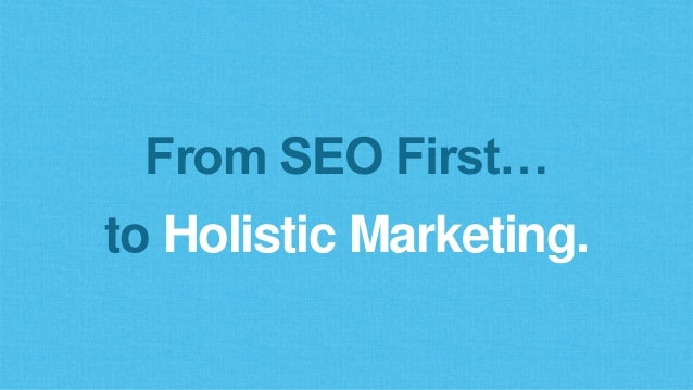 2000-2012: SEO is Possible w/o Other Marketing