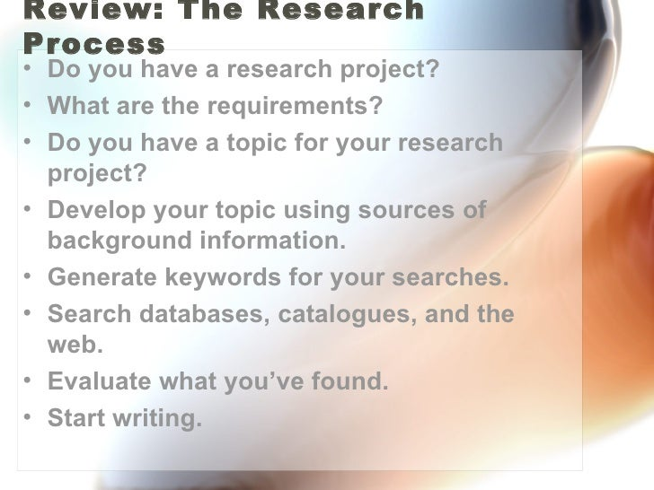 Search Terms And Strategies Slide 2