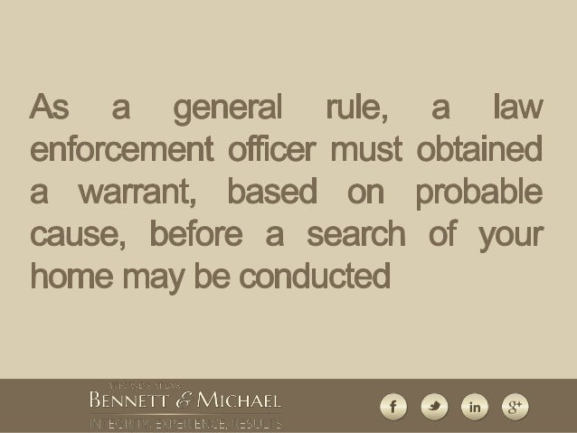 basic search and seizure warrant requirements They must be reported separately at this time because of requirements from the 77th search and seizure: a treatise on the fourth amendment, 2nd edition st paul arrest and search without a warrant, 3rd edition austin, texas: clear.