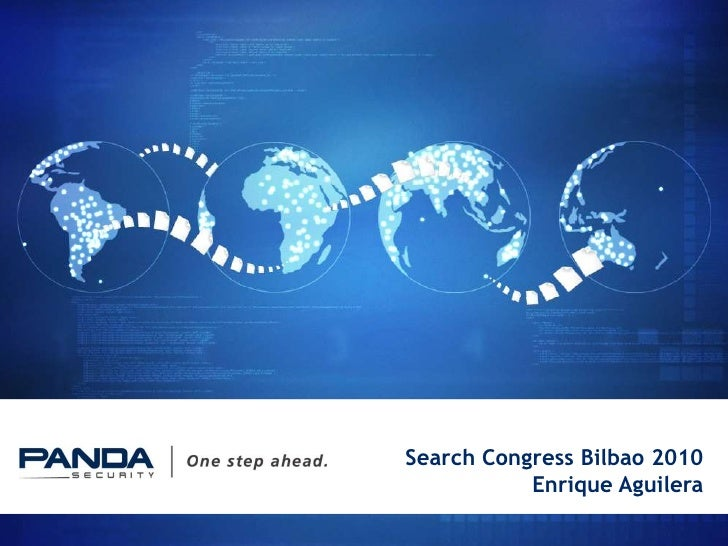 Search Congress Bilbao 2010<br />Enrique Aguilera<br />