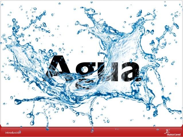 Agua introducción