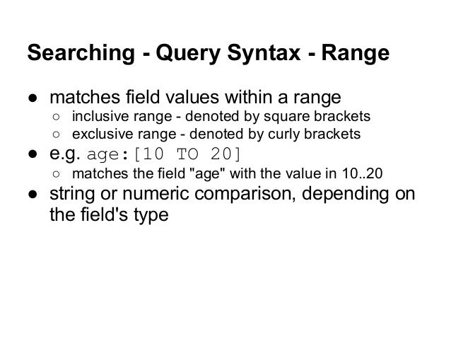 Search Engine-Building with Lucene and Solr