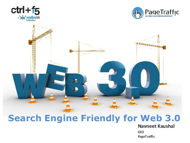 Navneet	Kaushal	 CEO	 PageTraffic	 Search Engine Friendly for Web 3.0