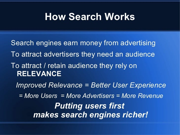 More than 80% of web users rely on search engines to navigate the web