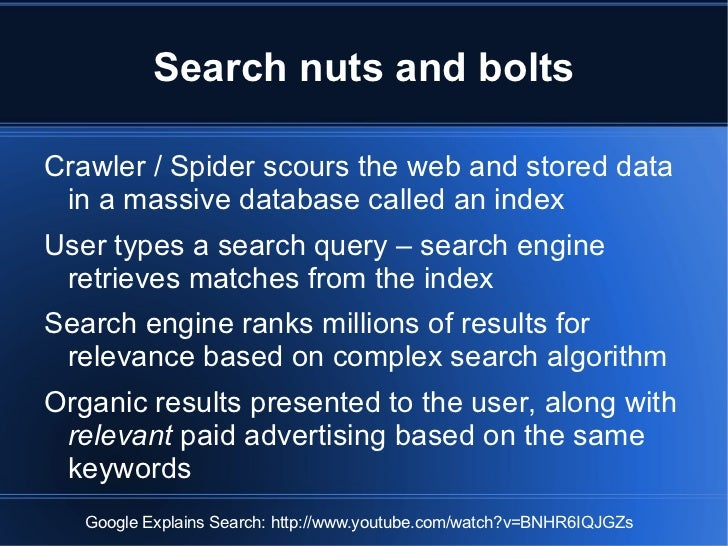 In March 2011 search engines fielded 16.9 billion requests for information </li></ul>