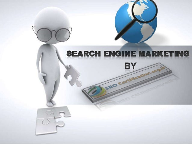 • What is a Search Engine?     • What a Search Engine Sees(1/2)                          • So What is the Algorithm?• What...