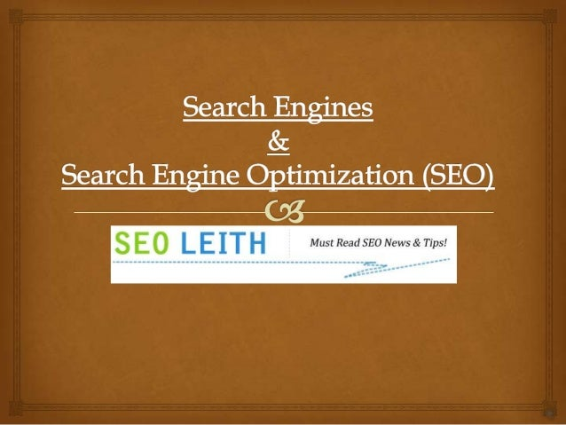 What is a Search Engine? Definition:      An internet-based tool that searches an index of  documents for a particular te...