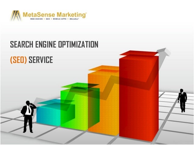 SEARCH ENGINE OPTIMIZATION (SEO) SERVICE