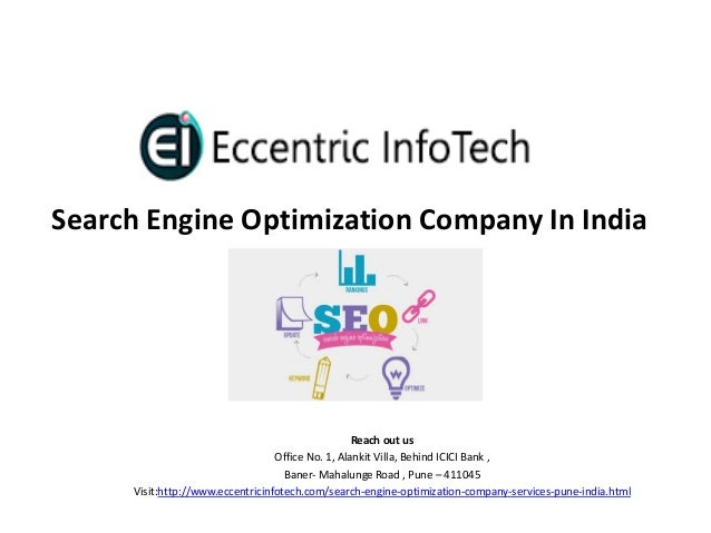 SEO Service Provider, Search Engine Optimization Company in