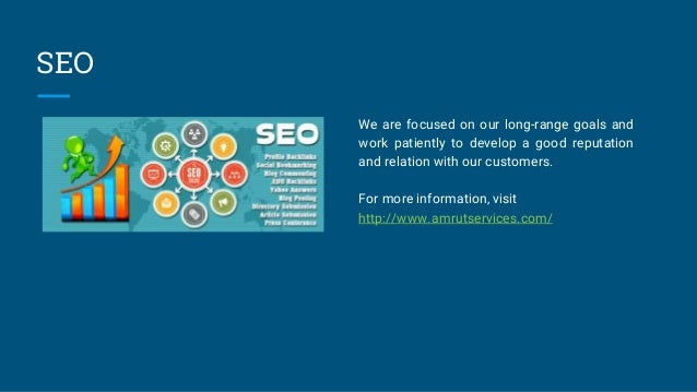 Search Engine Optimization India
