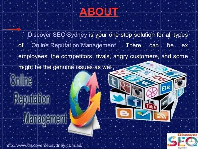Search Engine Reputation Management SERM - Home   Facebook