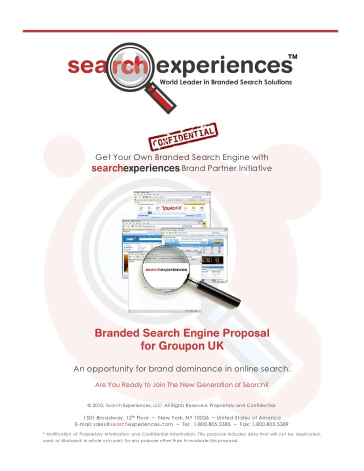 Get Your Own Branded Search Engine with                                           Brand Partner Initiative              An...