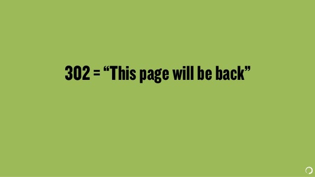 """301=""""Thispagewillneverbeback"""""""
