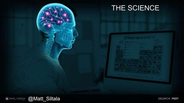 THE SCIENCE @Matt_Siltala