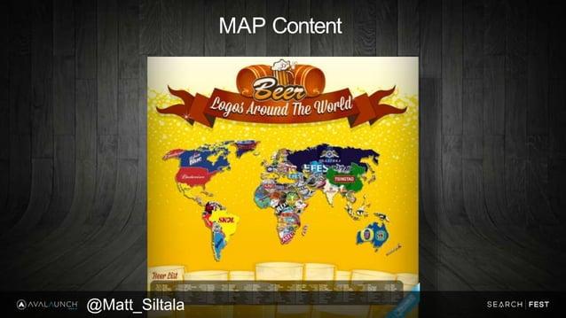 MAP Content @Matt_Siltala