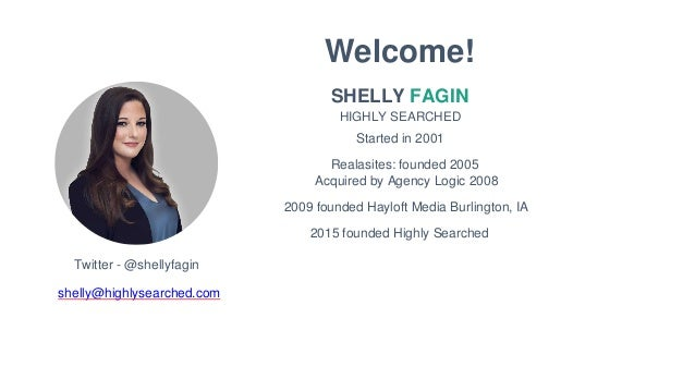 Effective Techniques for Hyper-Local Targeting | Shelly Fagin, SearchHOU Slide 2