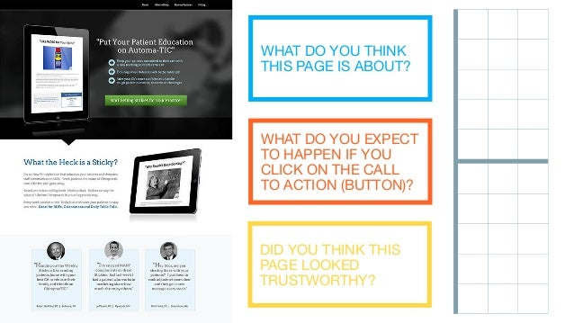 thou shalt not WRITE irrelevant call-to-action copy #9
