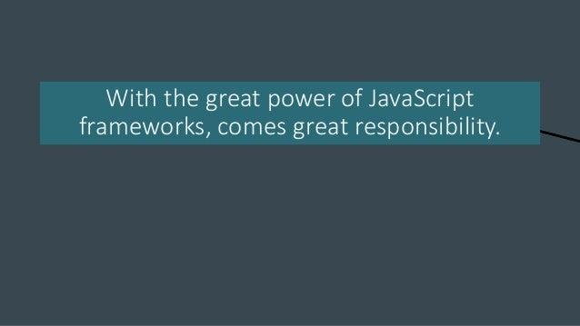 SearchLove Boston 2018 -  Bartosz Goralewicz -  JavaScript: Looking Past the Hype When the Dust Finally Settles Slide 3