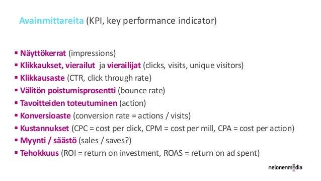 Hakukonemarkkinointi & Analytiikka