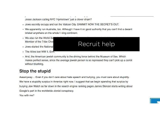 Recruit others Recruit help