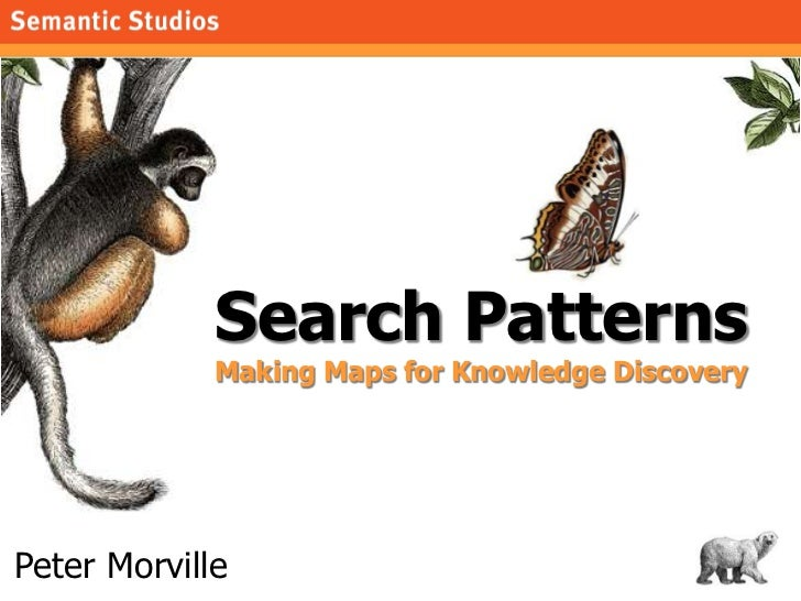 Search Patterns KMWorld 2010