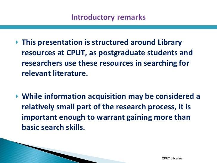 Search presentation Slide 3