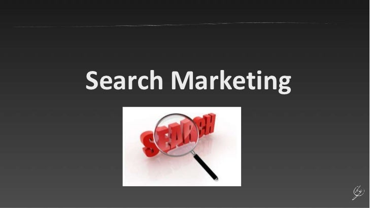 Search Marketing<br />