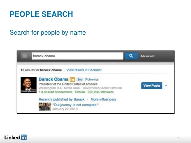 PEOPLE SEARCH Search for people by name  4