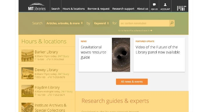 2. SCANNING FOR SEARCH TERMS