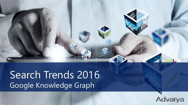 Search Trends 2016 Google Knowledge Graph