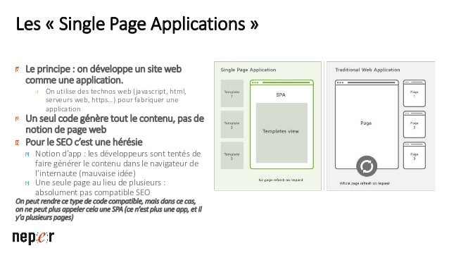 Les « Progressive Web Apps » Les sites « PWA » sont des pages web en HTML5 (des pages web « normales ») dont le code tire ...