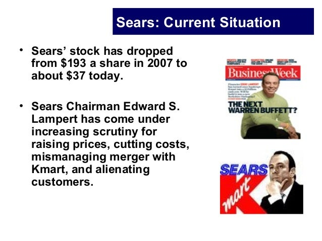 Who Killed Sears? 50 Years on the Road to Ruin