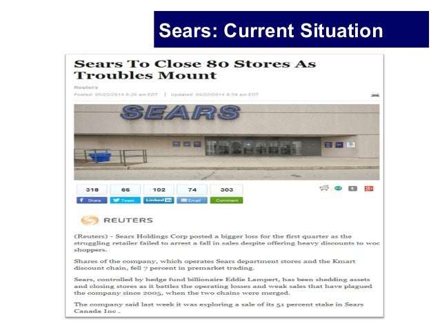 Lampert Wins Regardless of Future of Sears Holdings