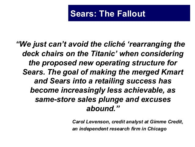 Sears, Roebuck & Co. | Stanford Graduate School of Business