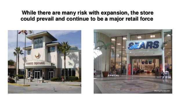 While there are many risk with expansion, the store could prevail and continue to be a major retail force