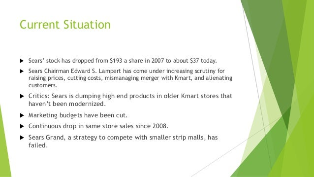 Lampert Wins Regardless of Future of Sears Holdings