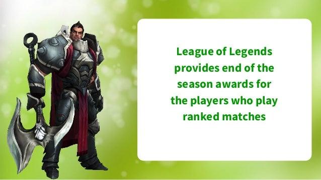 Season 6 Rewards | Leaugue of Legends