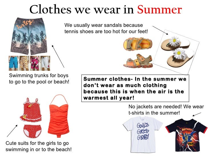 clothes in summer - Kids Clothes Zone