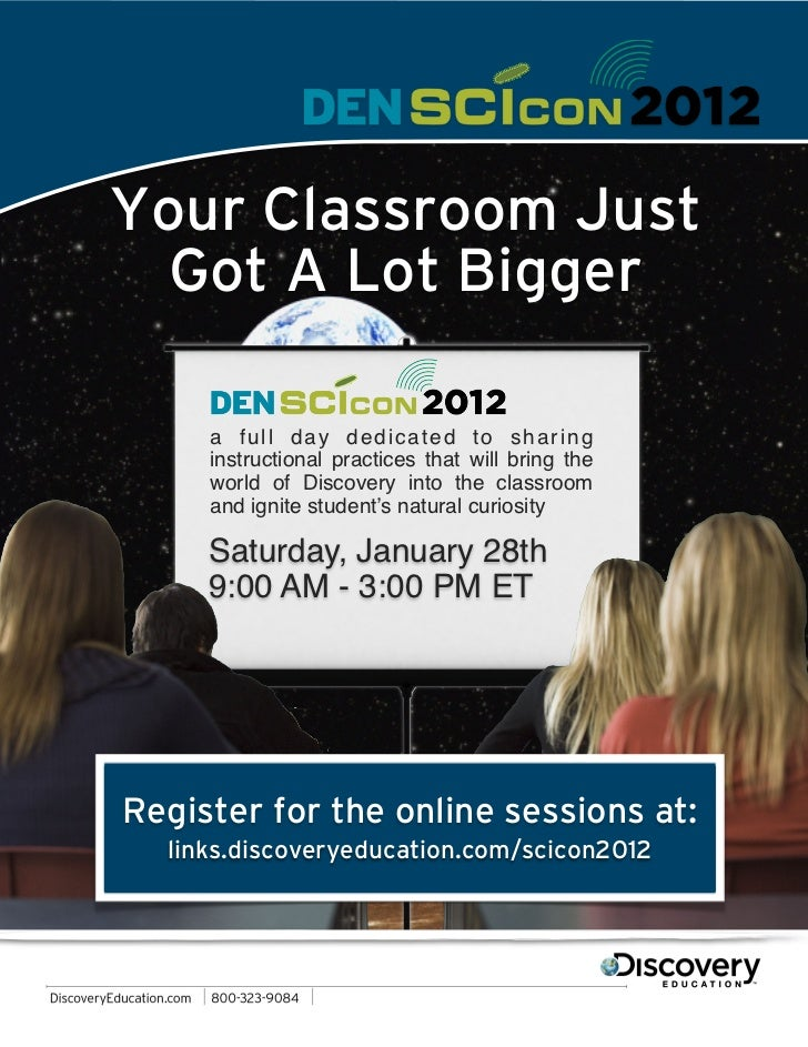 Your Classroom Just  Got A Lot Bigger     a full day dedicated to sharing     instructional practices that will bring the ...