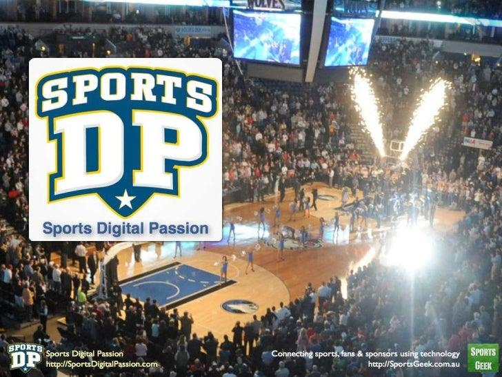 SportsDP in 10 minutes