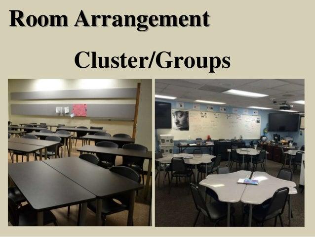 Classroom Design Cooperative Clusters ~ Seating arrangement