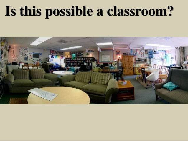 Is This Possible A Classroom?