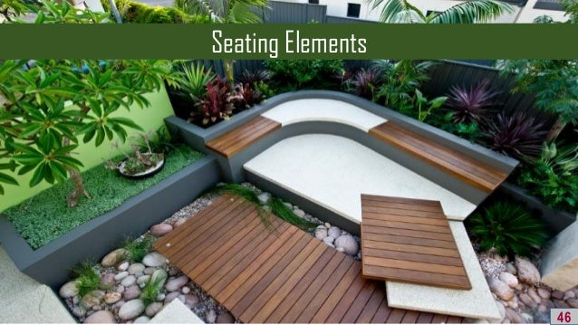 Seating Elements 46