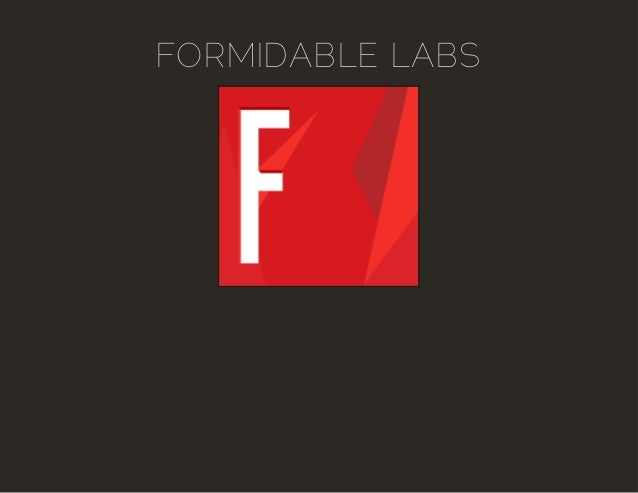 FORMIDABLE LABS