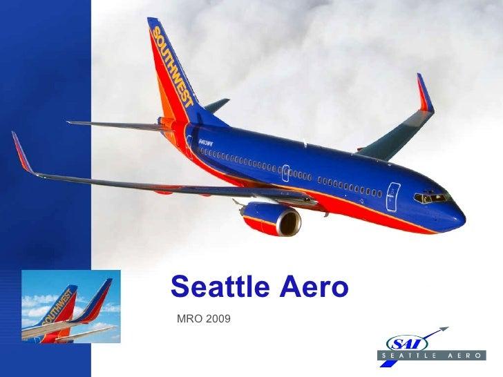 Seattle Aero MRO 2009